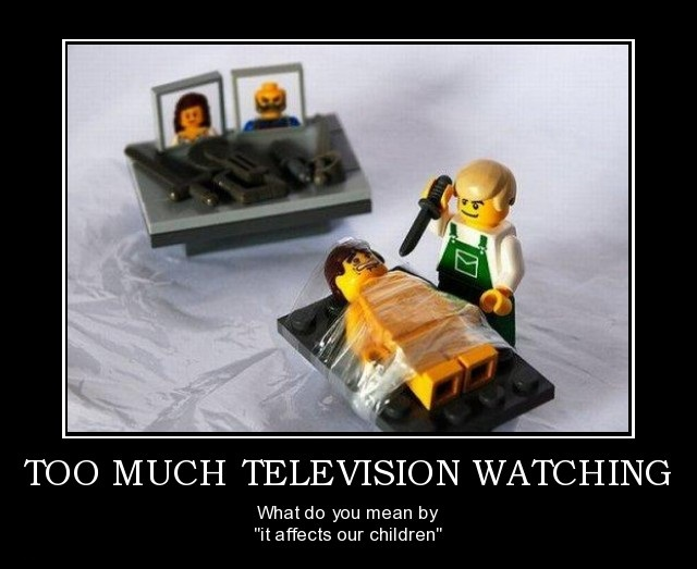 effects of too much tv